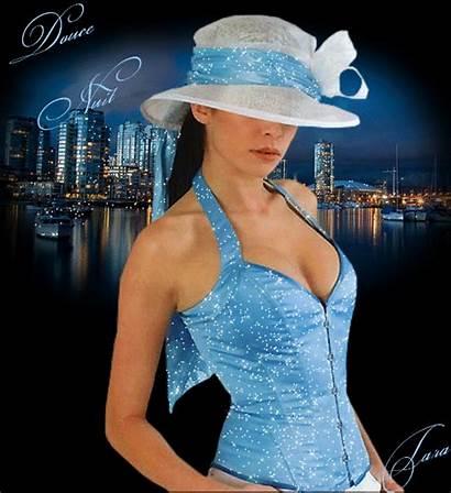 Bonne Gifs Femme Femmes Glamour Soiree Nuit