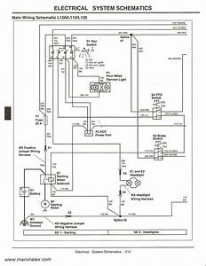 John Deere 318 Electrical Wiring Diagram