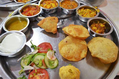 travelers indian food guide  region