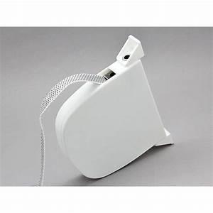 Enrouleur Volet Roulant : enrouleur de sangle 14mm zf pour volet roulant coloris blanc ~ Voncanada.com Idées de Décoration