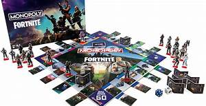 Fortnite Monopoly Is A Thing Because Why The Hell Not