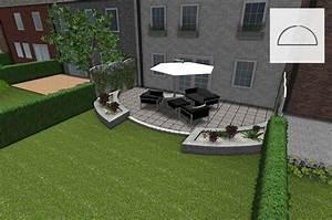 steinplatten terrassenboden materialien im uberblick With französischer balkon mit garten steinplatten
