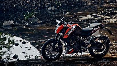 Duke Ktm 200 Wallpapers Bike 4k 125