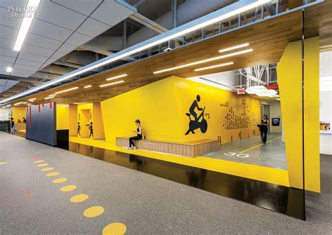 Gym Interior : Gensler San Jose's Fitness Center For Symantec