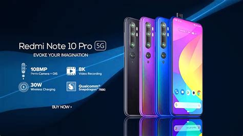 Redmi note 10 pro is an upcoming smartphone to launch in 2020 with the expected price of inr inr30,400 in india. Redmi Note 10 Pro - 5G, Everything You Need to Know - YouTube