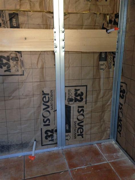 fixer une cuisine sur du placo habillage placo et ouvrages divers travaux renovation