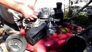 Maintenance Lawn Mower Mtd Bo-51