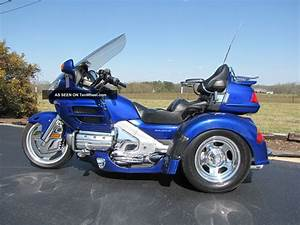 2005 Honda Goldwing Gl1800 Trike By Motor Trike (loaded)