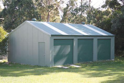 garages and sheds garage gallery shed master sheds adelaide