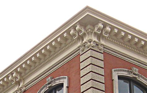 replacing  cornice rand engineering architecture dpc
