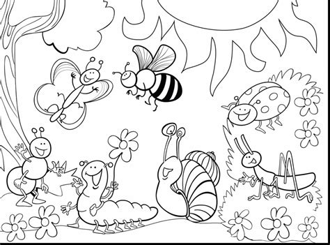 bug coloring pages bugs print new school ideas insect 391 | e08bba320743d6a90079e5af58b634ad