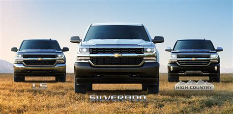Chevy Silverado Trims by 2018 Silverado Trim Levels Explained