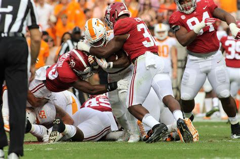 alabama football beats tennessee