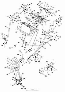 Mtd 31ae558g099  247 888530   1999  Parts Diagram For