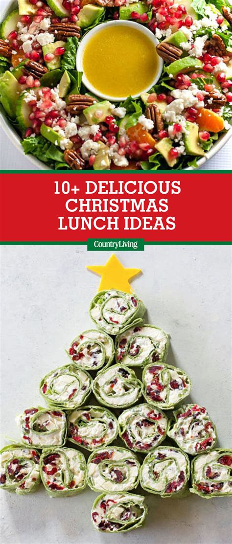 10 easy christmas lunch ideas best recipes for holiday lunch menu