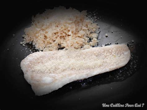 cuisiner du poisson blanc une cuillère pour qui poisson blanc poché au lait de
