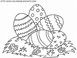 Coloriage De Paque : dessin de paques ~ Melissatoandfro.com Idées de Décoration
