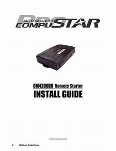 Compustar Cm4200 Wiring Diagram