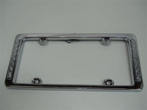 Car Pickup Truck Ford Chevy License Plate Tag Frame Holder