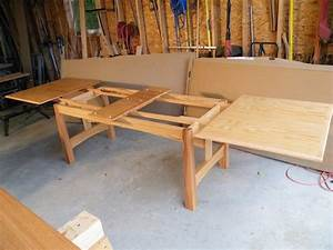Dutch Pull Out Table Free Download PDF Woodworking Tage