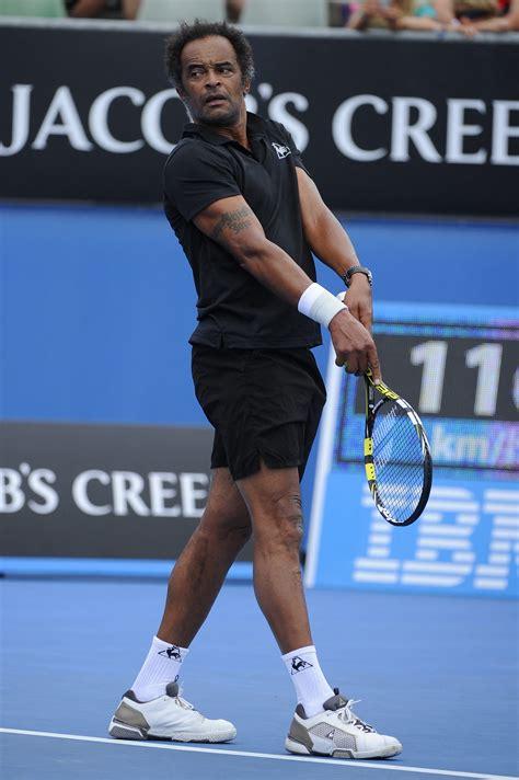 Malgré la distance, ils ont tous une relation très complice avec le tennisman. Yannick Noah, en deuil