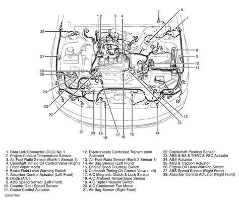 automotive service manuals 1998 lexus lx transmission control 2001 lexus es 300 transmission hi where is the control solenoid