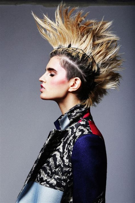 23 best punk rock fashion editorial images on pinterest