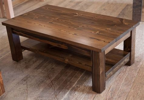 solid wood farmhouse table solid wood coffee table solid wood farmhouse coffee by