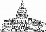 Clipart Government Representatives Drawing Building Getdrawings Graphic Bipartisan Personal sketch template
