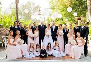 mariage blanc deco de mariage a pois noir blanche et funky décoration mariage tendance
