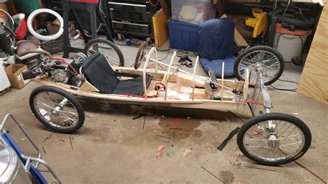 Pedal Cars, Go Kart