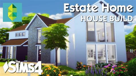 build house the sims 4 house building estate home