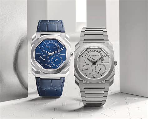 Bvlgari en Watches and Wonders 2021. Exquisitez y nuevo ...