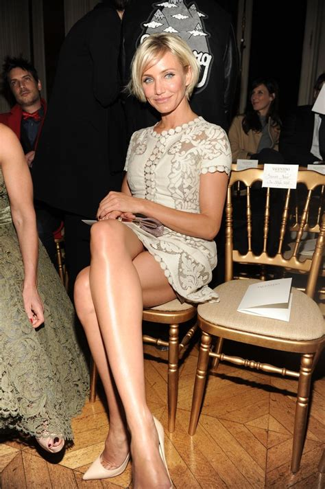 Cameron Diaz Best by Cameron Diaz I Ve Always Thought She Had The Best Legs In