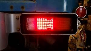 Led lights for the fj land cruiser ih mud forum