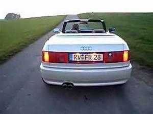 Audi 80 Cabrio Bolero : audi 80 cabrio 5 zyliner youtube ~ Jslefanu.com Haus und Dekorationen
