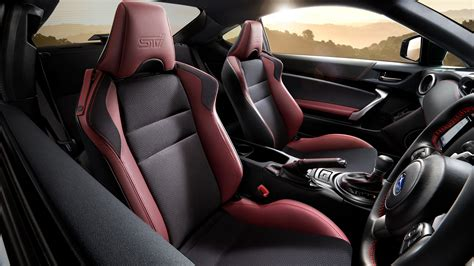 subaru brz sti sport  interior wallpaper hd car