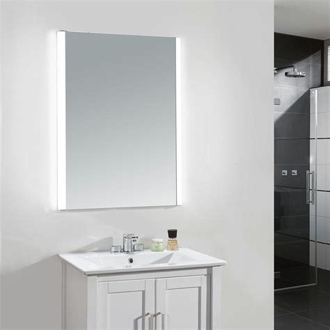 ove decors villon 24 in 31 in led frameless single wall mirror villon the home depot