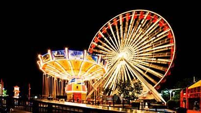 Ferris Wheel Pier Navy Animated Gifs Chicago