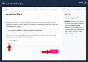 Faux Code Carte Bancaire : comment activer sa carte bancaire boursorama 01 banque en ligne ~ Medecine-chirurgie-esthetiques.com Avis de Voitures