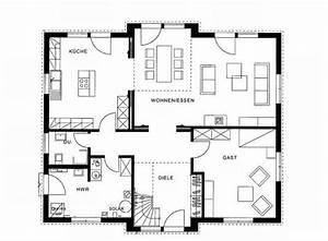 Modernes Haus Grundriss : modernes einfamilienhaus plan ~ Bigdaddyawards.com Haus und Dekorationen