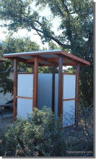 Outdoor Bathroom Designs by Best 25 Outdoor Toilet Ideas On Outdoor