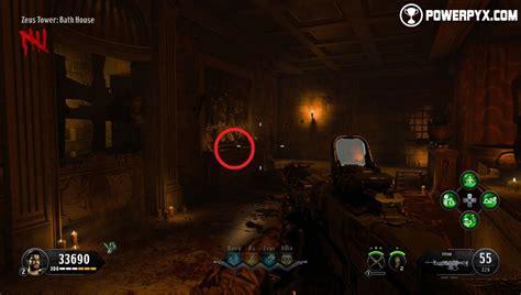 ix shield ops cod zombie build workbench
