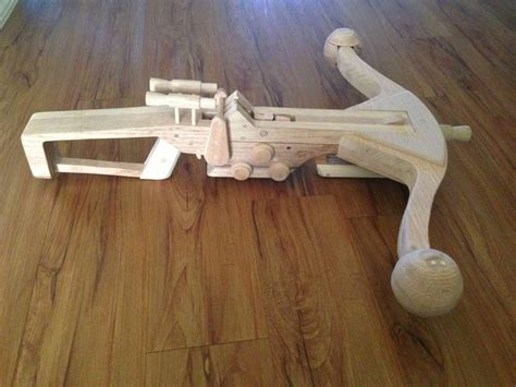 Chewbacca's Bowcaster Inspired Rubber Band Gun