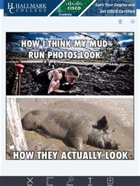 Mud Run Meme - fitness on pinterest fit couples mud and fitspo