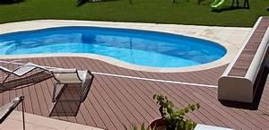 Matériaux Pour Terrasse : terrasse piscine materiaux ~ Edinachiropracticcenter.com Idées de Décoration
