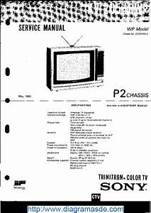 Color Tv Service Diagramasde Com Diagramas