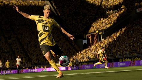 Fifa 21 Goes For Goal On Ps5 With Dualsense Support