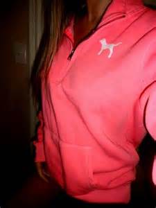 Victoria Secret Pink Pullover Sweater