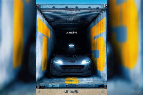 prix siege auto taxi 5 affiche teaser et scenario